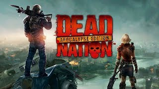 DEAD NATION APOCALYPSE EDITION All Cutscenes (Game Movie) 1080p 60FPS