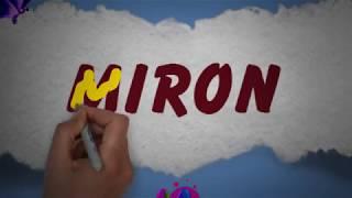 Miron | Happy Birthday Miron || Happy Birthday To You !!
