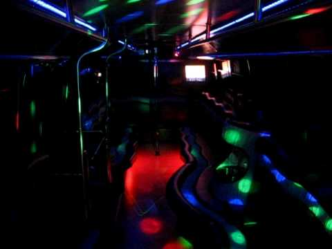 Pacific Limo Bus San Diego - San Diego Party Bus Services With one of our newest Party Buses -