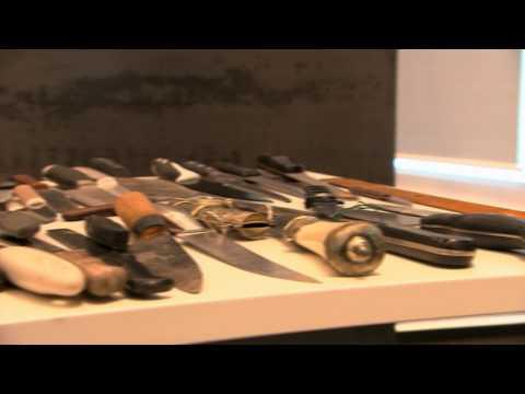 Damilola Taylor's father gives BAFTA knife-crime plea