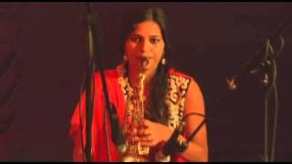 AASEYA BHAVA KANNADA SAXOPHONE SONG BY MEGHANA SALIGRAMA IN KADAM ANNIVERSARY 2013