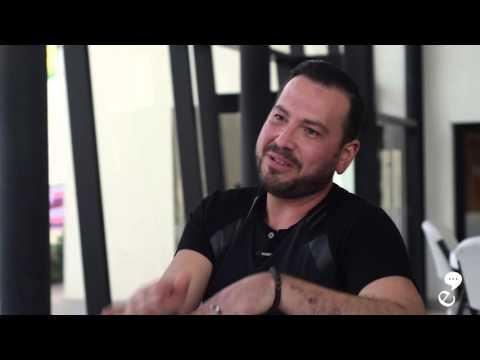 Entrevista con el actor Jorge Glumac