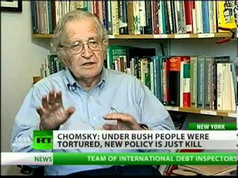 Noam Chomsky on Occupy Wall Street Movement & State Of World