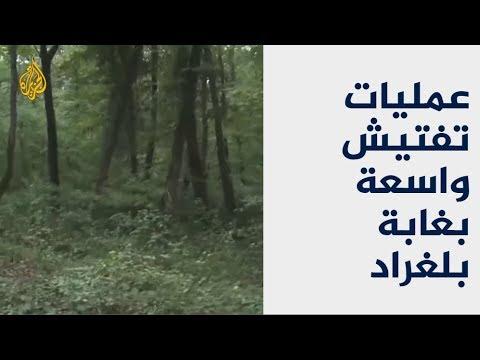 الأمن التركي يبحث عن جثة خاشقجي في غابة بلغراد  - نشر قبل 3 ساعة