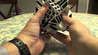 7x7 ghost cube solve log part 5 livin on the edge