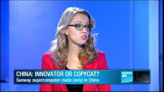 China: Innovator of copycat? thumbnail