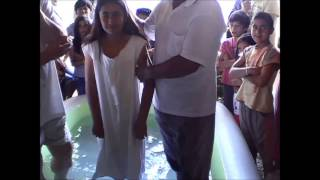 Arka Bor Krstenje