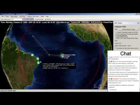 Episode 7 Part 8 Magazine vs Mount vs Magazine - Command: Modern Air/Naval Operations