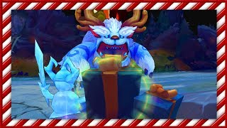 VERY CHRISTMAS NUNU MONTAGE