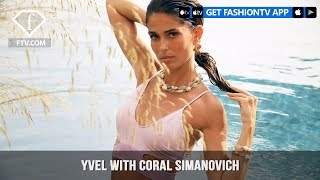 Coral Simanovich is A Stunning Piece of Perfection in YVEL Jewelry Campaign | FashionTV | FTV