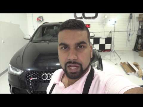 Detailing VLOG 001 - Audi RS4 Correction, Coating and Test Drive!