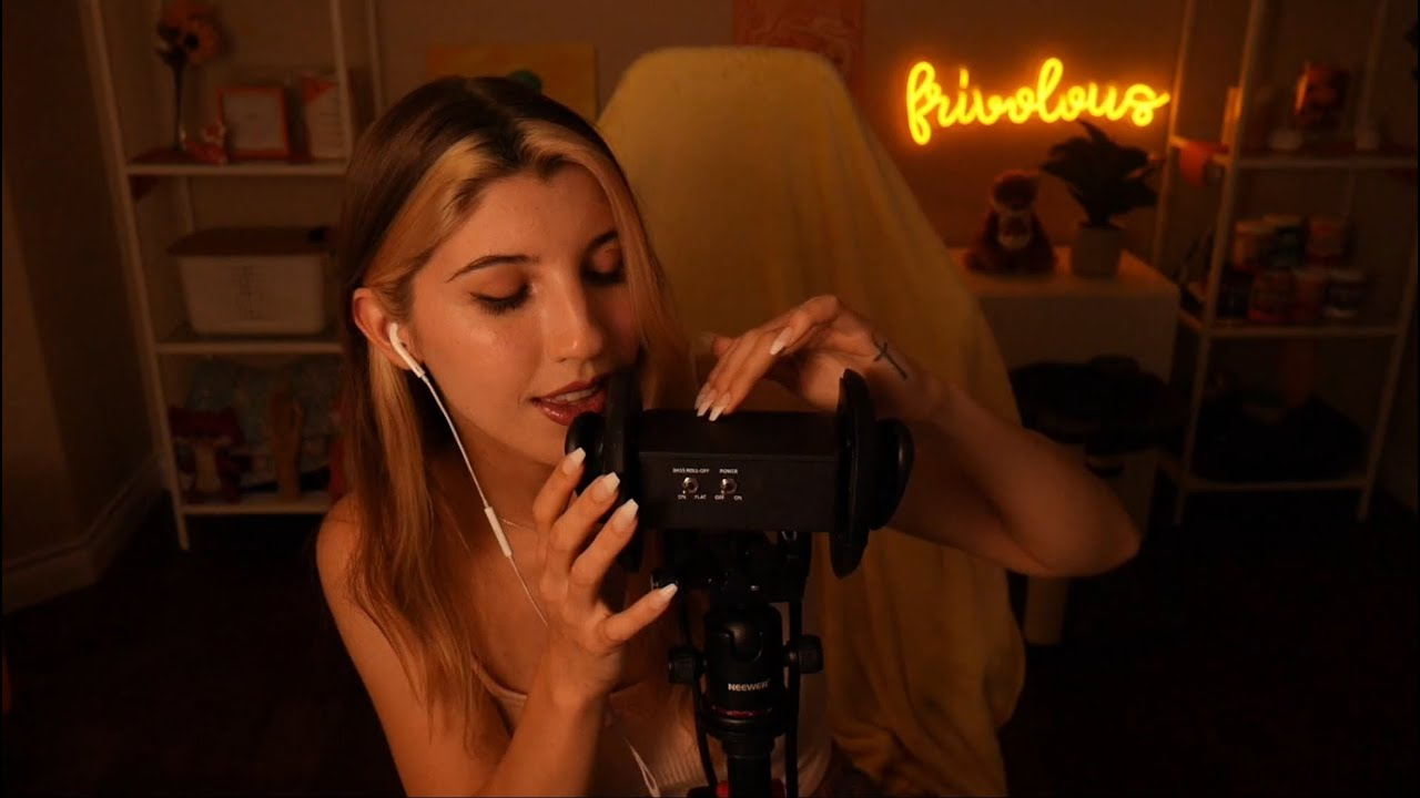 The BEST ASMR for literally anything ~ Sleeping, Gaming, Studying, etc. (1HR)