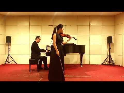 Wang Yuwen Tschaikowsky violin concerto in D Majot 1  Allegro moderato