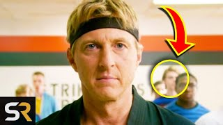 25 Things You Missed in Cobra Kai