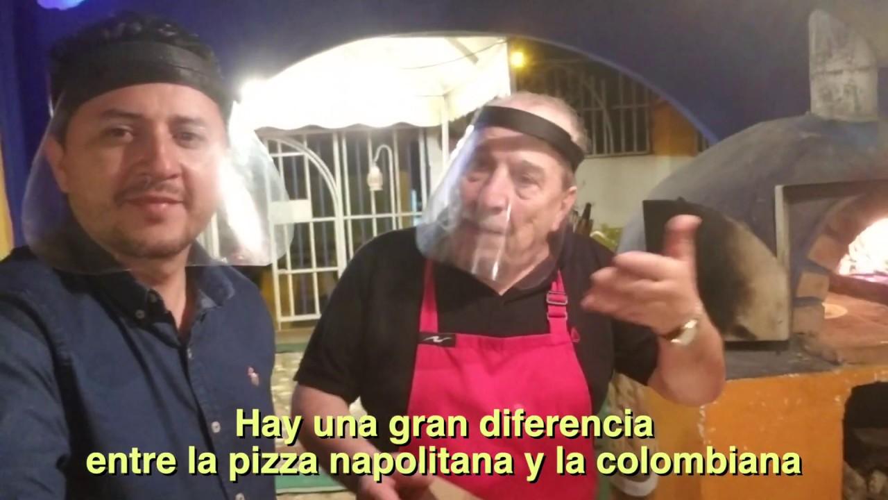 El verdadero secreto de la Pizza contado por Gino De Rosa Chef Italiano