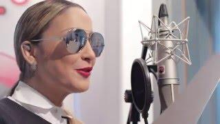 Cláudia Leitte - Bola de Sabão (Exclusivo Estúdio Rádio Disney)