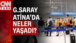 Yunanistan'ın Galatasaray'a karşı yaptığı küstahlığın sonuçları ne olacak?