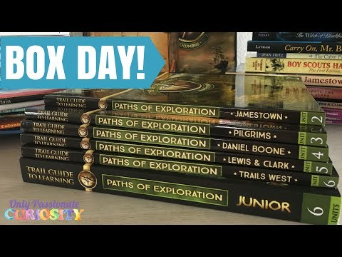 Box Day! Trail Guide To Learning Paths Of Exploration