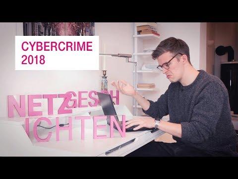 Social Media Post: 2018 - Was passiert in Sachen Cybercrime? - Netzgeschichten