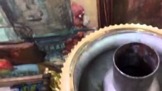Редкий антикварный самовар Ваза(Фабрика Николая Алексеевича Воронцова в Туле, конец 19- го века. Отличное рабочее состояние. Объем 7,7 литра...., 2012-09-04T11:04:59.000Z)