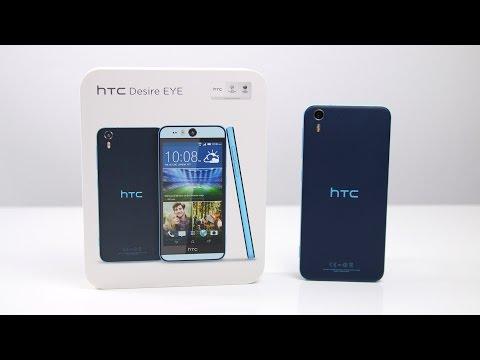 Unboxing: HTC Desire EYE (Deutsch) | SwagTab