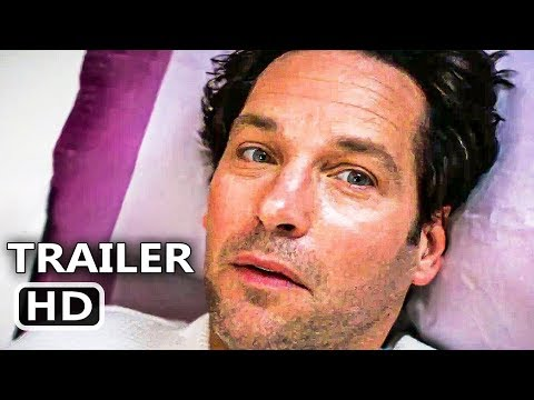 LIVING WITH YOURSELF Official Trailer (2019) Paul Rudd Netflix Series HD