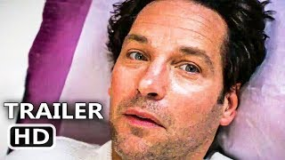 LIVING WITH YOURSELF Official Trailer 2019 Paul Rudd Netflix Series HD