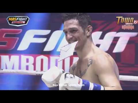Best Boxing Vong Noy, Cambodia Vs Argentina, 8 Dec 2019, Kun Khmer Boxing