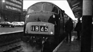 British Railways Western Region Diesel Hydraulics