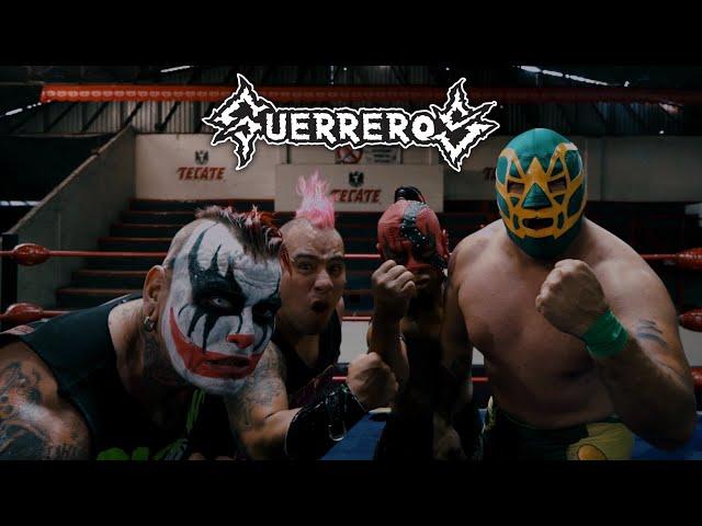 Guerreros - Garrobos (VIDEO OFICIAL)