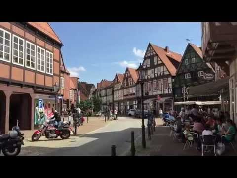 Celle - a Charming Old Town in Niedersachsen, Germany (Part 3)