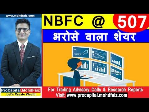 NBFC @ 507 - भरोसे वाला शेयर    Latest Share Market Tips
