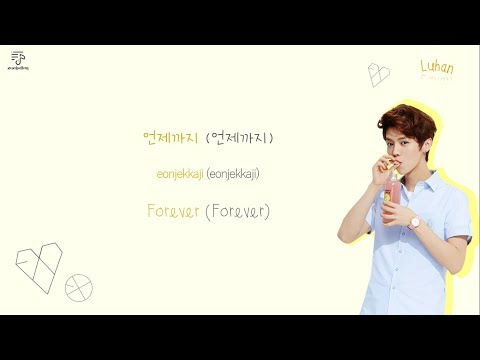 EXO 엑소 - I Like You 좋아좋아 (Remake) Color-Coded-Lyrics Han l Rom l Eng 가사  by xoxobuttons