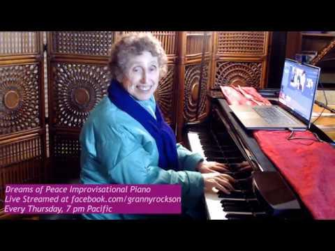 Dreams of Peace Improvisational Piano, Beth Green, 12-5-19