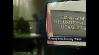 Hillary Clinton Impersonator Teresa Barnwell on NCIS