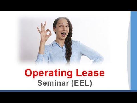 Operating Lease Seminar EEL