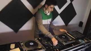 DOMIX DJ - The Italian DJ Contest Pioneer 2014