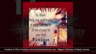 25+ Ramadan Quotes, Greeting & Wishes (out of 85) - 2016 Updated Collection