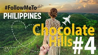 #FollowMeTo the Philippines Episode #4 | Island of Chocolate Hills | Fight with nature