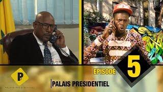 PALAIS PRESIDENTIEL EP05