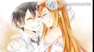 Аниме клип (ты моя невеста) ♡♡♡