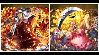 OPTC JAPAN: AKAINU V.2 VS BIG MOM RAID 60 STA