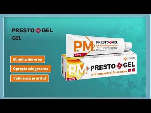 Spot TV PrestoGel GEL 15'' 2018