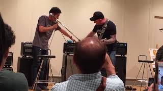 Josh plays the Dumble Overdrive Special(MATT&JOSH GUITAR CLINIC2)