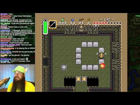 Smooth Streams Zelda: A Link to the Past! - 7/15/2014 - 1 / 3