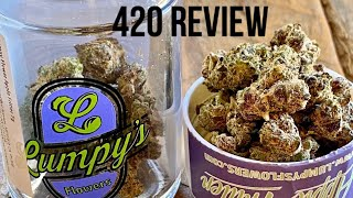 Apple Fritter By Lumpy's Flower Strain Review
