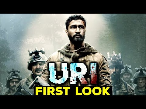 URI : First Look | Vicky Kausahl | Film Based on Surgical Strike