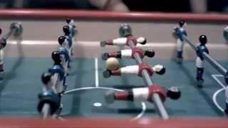 Bonzini Babyfoot Trickshots by Thailand Pool Tables