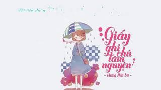 [Vietsub] Giấy Ghi Chú Tâm Nguyện - Vương Hân Vũ (Cover) | 心願便利貼 - 王欣宇