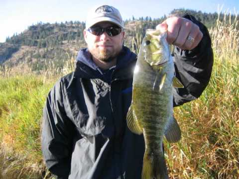 Vaseux lake bass fishing youtube for Youtube bass fishing